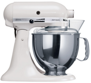 Миксер KitchenAid 5K45SSEWH фото в Санкт-Петербурге