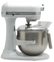 Миксер KitchenAid 5KSM7591XEWH фото в Санкт-Петербурге