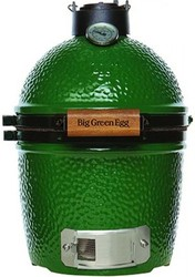 Гриль Big Green Egg Mini фото в Санкт-Петербурге